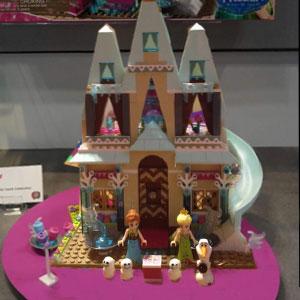 Disney Princess Arendelle Castle Celbration 41068