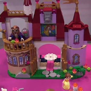Disney Princess Belle's Enchanted Castle 41067