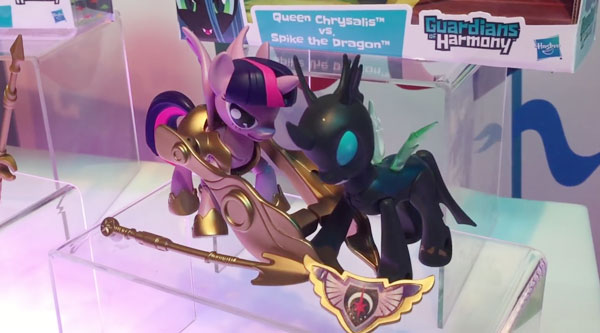 Guardians Of Harmony Dash Twilight Sparkle VS Changeling