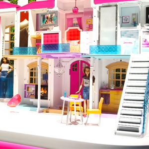 Hello Barbie Dreamhouse