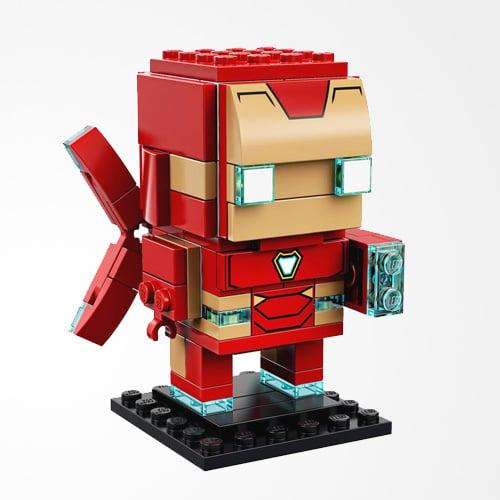LEGO BrickHeadz Iron Man MK50 41604-1