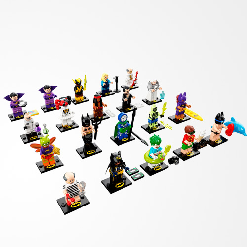 LEGO Minifigures THE LEGO BATMAN MOVIE Series 2 71020
