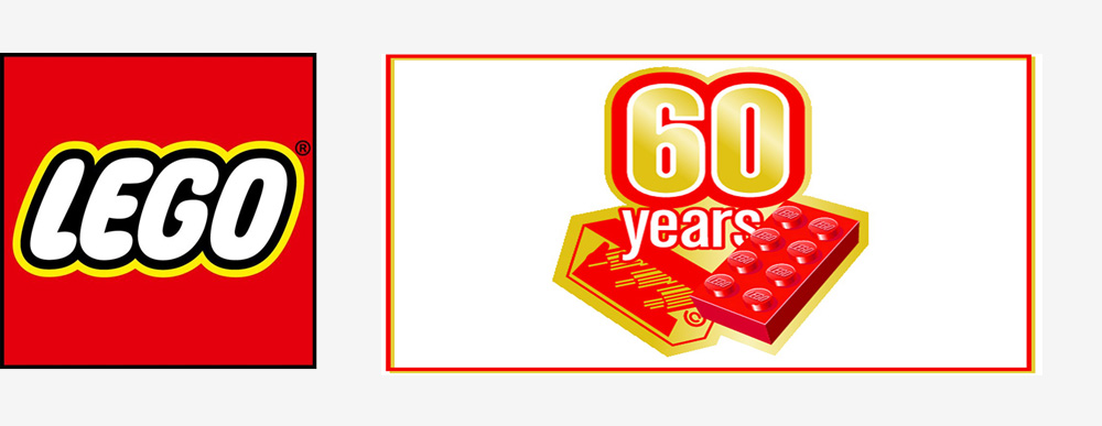 LEGO Classic 60th Anniversary Sets