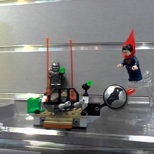 Lego DC Comics Clash Of the Heroes 76044