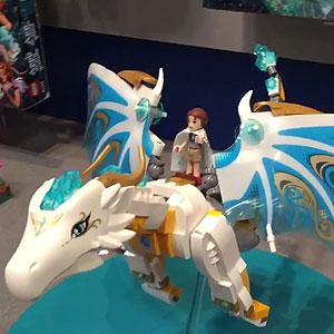 Lego Elves Queen Dragon's Rescue Lego 41179