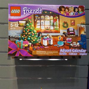 Lego Friends Advent Calendar 41131