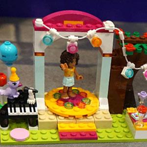 Lego Friends Birthday Party 4110