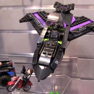 Lego Marvel Black Panther Pursuit 76047