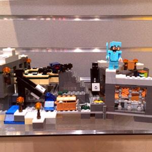 Lego Minecaft The End Portal 21124