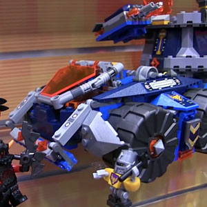 Lego Nexo Knights Axil's Tower Carrier 70322