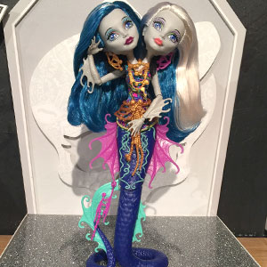 Monster High Peri & Pearl Serpentine
