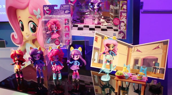 My Little Pony Equestria Girls Minis