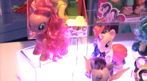 Poseable Ponies 6 inch