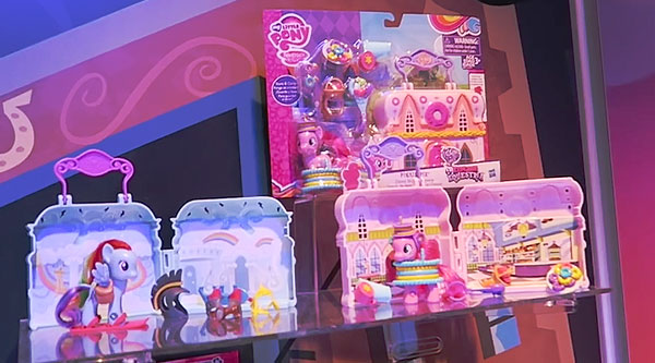 My Little Pony On The Go Playsets