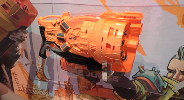 Nerf Doomlands The Judge Blaster