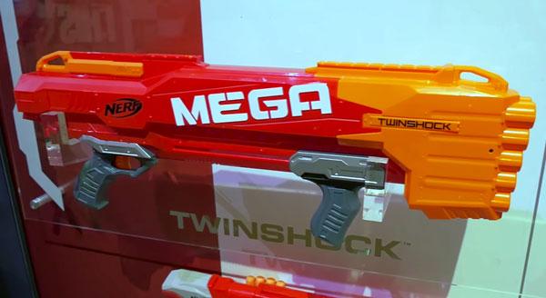 Nerf Mega Twinshock Blaster