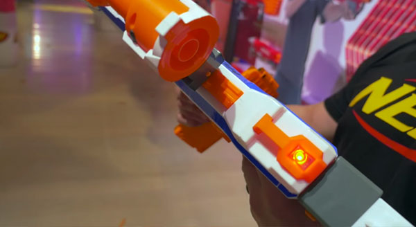 Nerf Modulus Regulator Blaster Empty Indicator