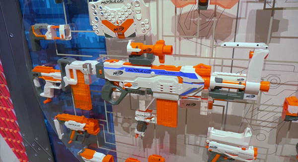 ... Nerf Modulus Regulator Blaster feedyeti.com ...