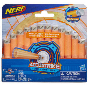 Nerf N Elite Accustrike 12 Pack
