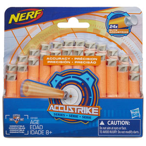 Nerf Elite Accustrike 24 Pack