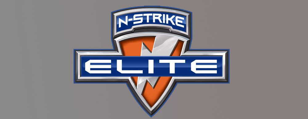 Nerf N Strike Elite Guns