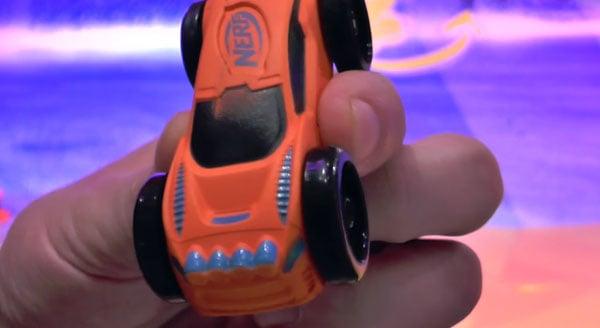 Nerf Nitro Foam Car