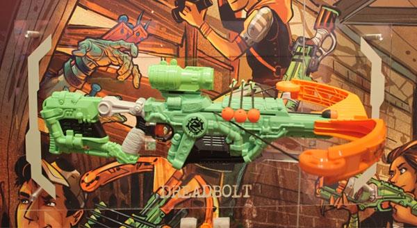 Nerf Zombie Strike Dreadbolt Bow