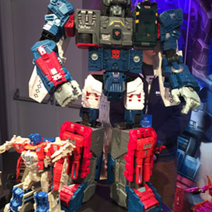 Transformers Generations Fortress Maximus