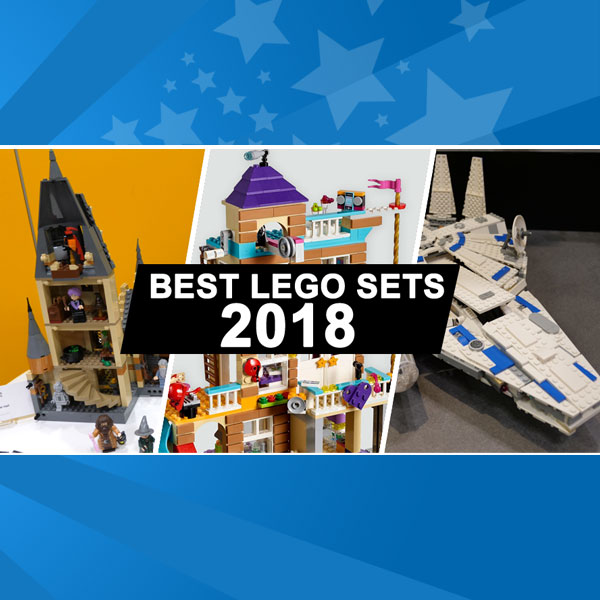 Best Lego Sets 2018