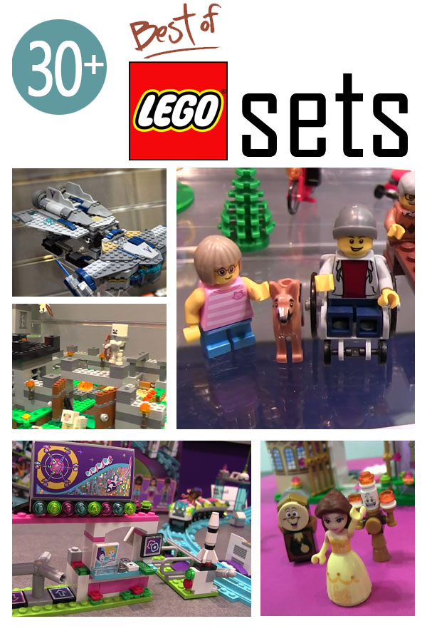 Best Lego Sets of 2016
