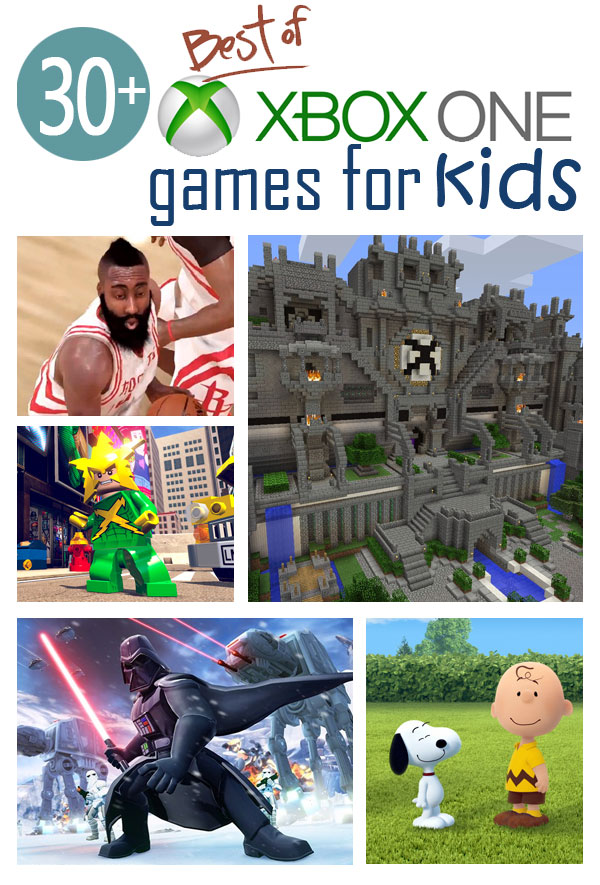 The 10 Best Xbox One Kids' Games of 2020 - Lifewire