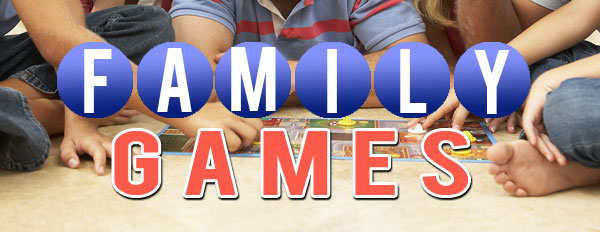Family Games For PS4