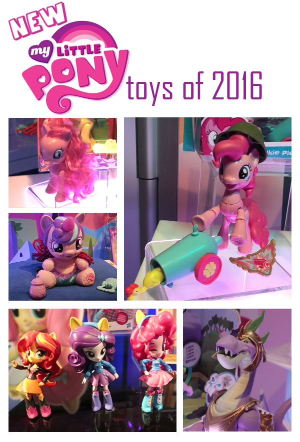 New My Little Pony Toys