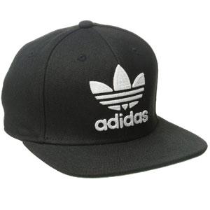 Adidas Snapback Flat Brim Cap