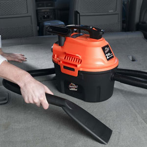 Armor All AA255 Wet/Dry Vacuum