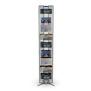 Atlantic Onyx 65 DVD/Games Tower