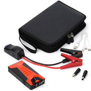 Brightech Portable Car Battery Jump Starter