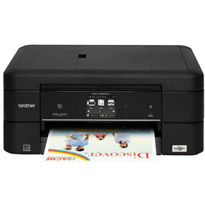 Brother WorkSmart Compact All-in-One Inkjet Printer