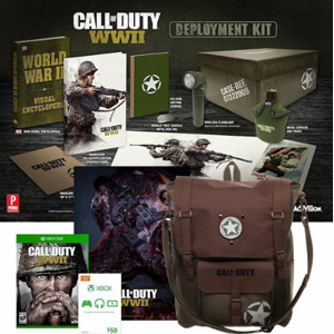 Call of Duty WWII: Deployment Kit
