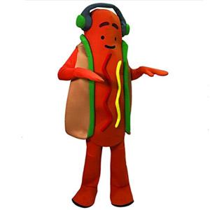 Dancing Hot Dog Costume