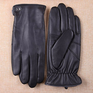Elma Touchscreen Italian Nappa Leather Gloves