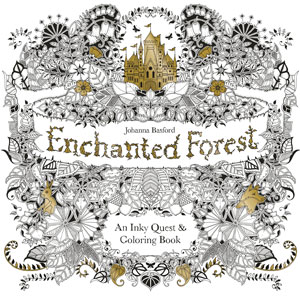 Enchanted Forest Colori​ng Book