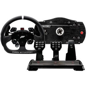 Fanatec Forza Racing Wheel and Pedals Bundle