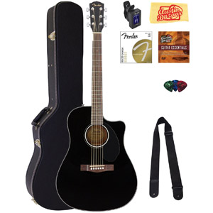 Fender Dreadnought Acoustic Electric Guitar