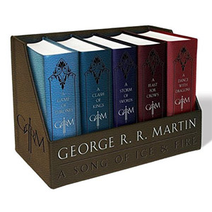Game of Thrones 5-Book Boxed Set