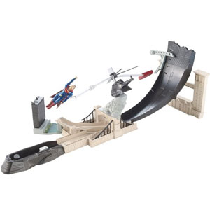 Hot Wheels Batman v Superman: Dawn of Justice Track Set