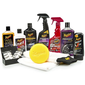 Meguiars Complete Car Care Kit