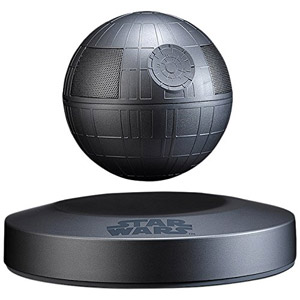 Plox Star Wars Levitating Death Star Bluetooth Speaker