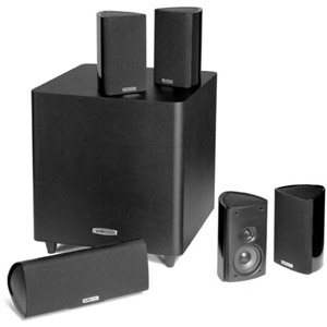Polk Audio RM705 5.1 Home Theater System