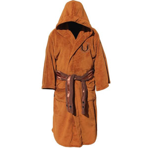 Star Wars Jedi Master Fleece Bathrobe